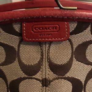Authentic-Never Used Coach clutch